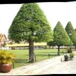 Der Königspalast in Bangkok