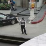Thailändischer Privatpolizist