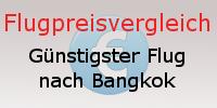 Der günstigste Flug von Frankfurt nach Bangkok