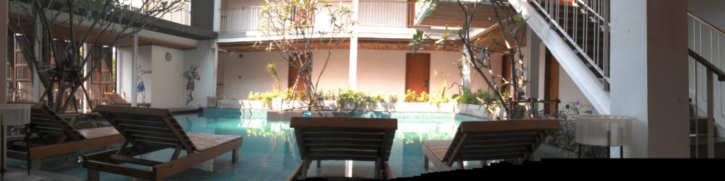 Pool Nanda Heritage